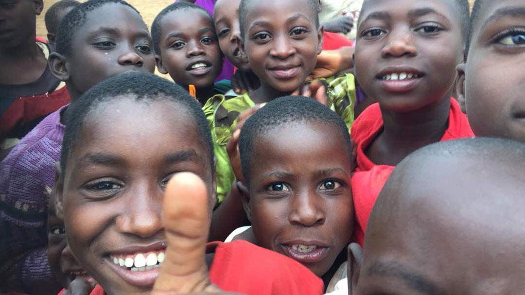 RENT DRIKKEVAND I TANZANIA 2018