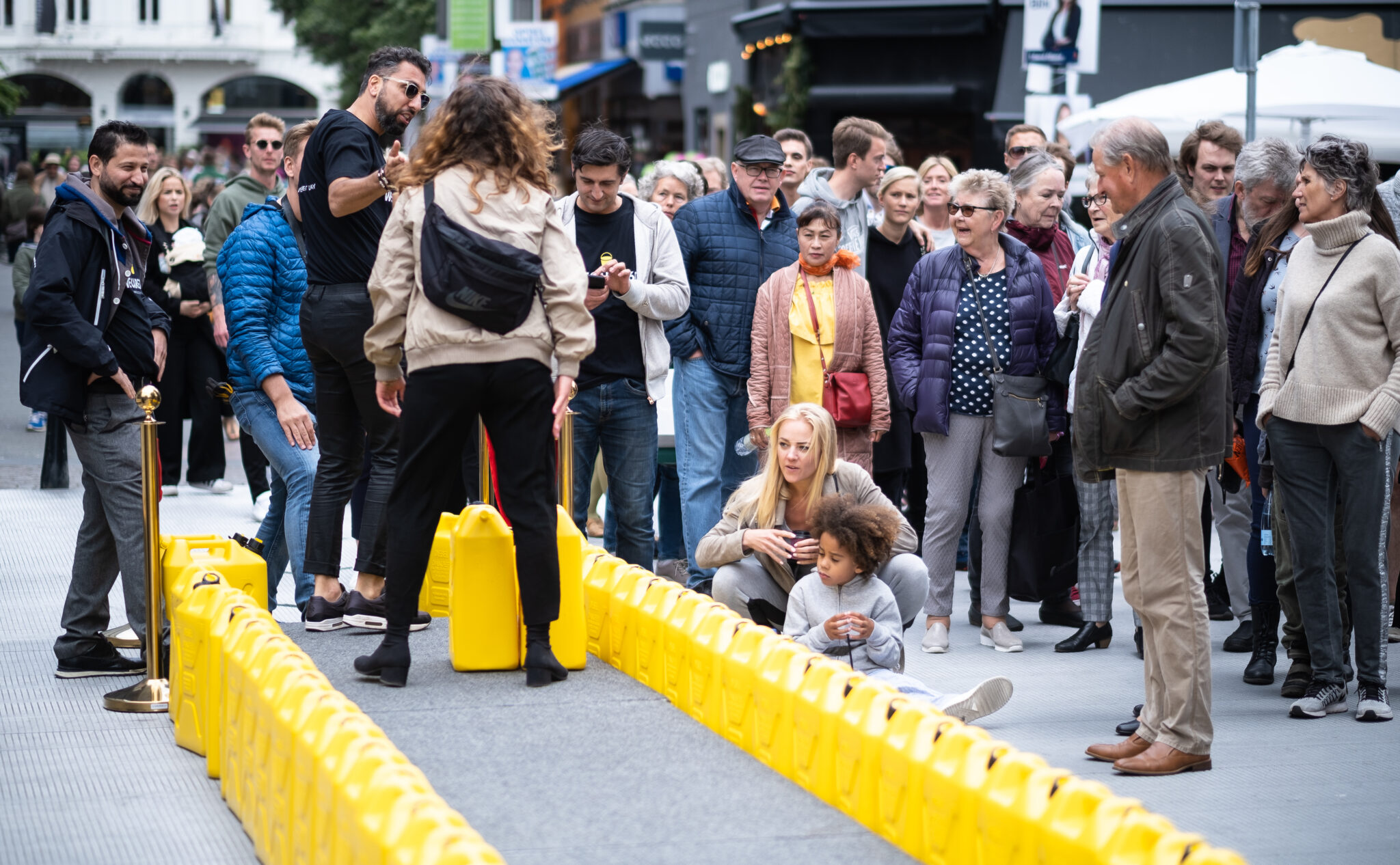 VORES WATER WALK EVENT VAR EN KÆMPE SUCCES!